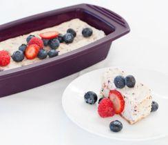 Sylvie's Steamer Berry Cheesecake