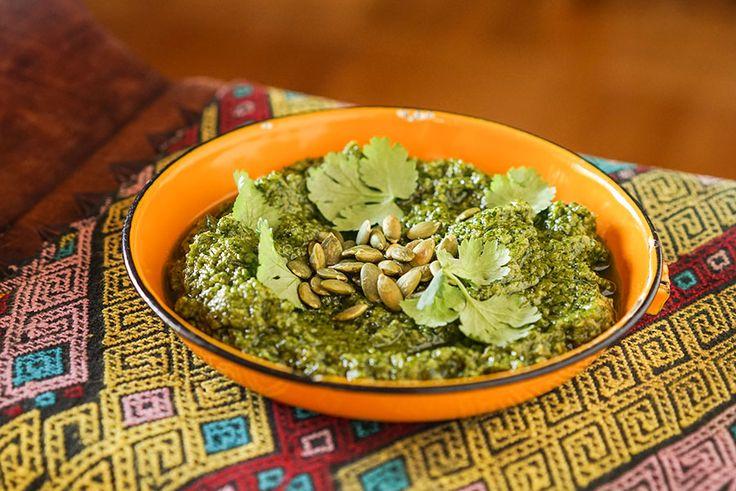 Pesto style mexicain - Épices de cru
