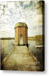 The Old Pump Station by Randi Grace Nilsberg - The Old Pump Station Photograph - The Old Pump Station Fine Art Prints and Posters for Sale