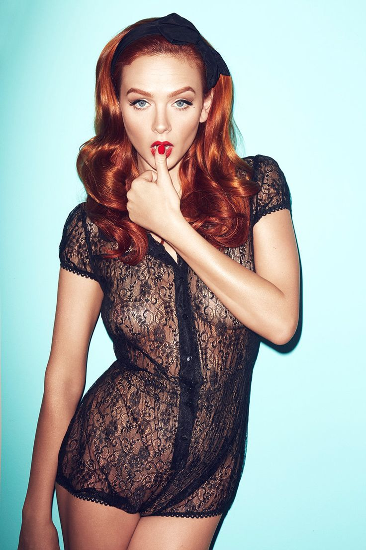 Fifi Chachnil - 'La Serenité' Playsuit - in Galore Magazine -- Photographer: Brooke Nipar -- Model: Tiah Eckhardt