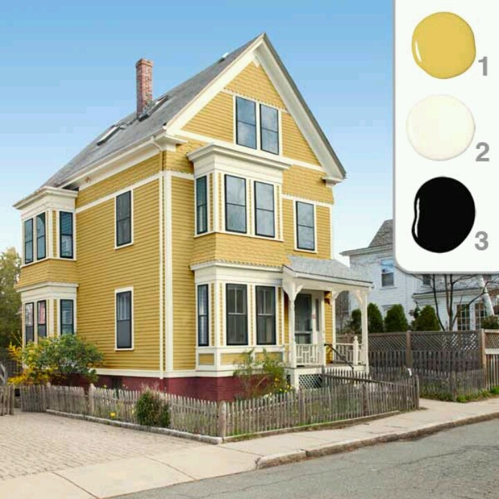 17 Best Images About Painted Houses On Pinterest Exterior Colors Exterior Paint And Painted