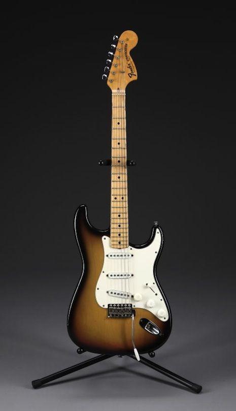 70's Hendrix Fender Stratocaster