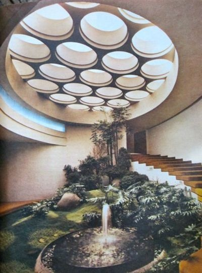 Architecture > Atrium  places to escape Wisconsin winter or hot summer and still comfortable?