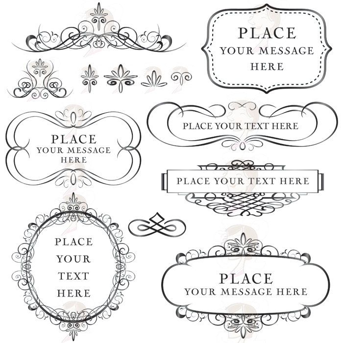 24 best oval images on pinterest arabesque frames and fonts flourish frame calligraphy vintage digital clip art clipart diy invitation scrapbooking embellishment oval rectangle gray grey stopboris Choice Image