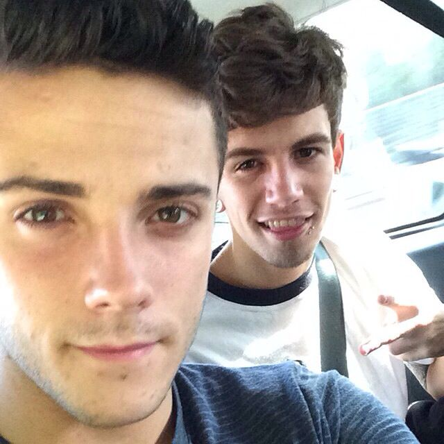 Barclay and Jake