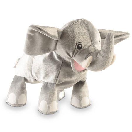 Hånddukke - Elefant