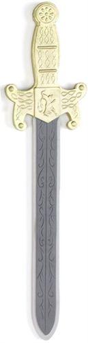 Den goda fen, Mjukt svärd med guldhandtag, Rak
