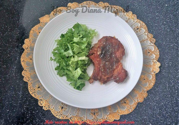 Recetas Keto By Diana Miguel Chuletas De Cerdo Con Cebollas Caramelizadas Sugar Free Keto Receta En 2021 Chuletas De Cerdo Cebollas Caramelizadas Carne De Cerdo