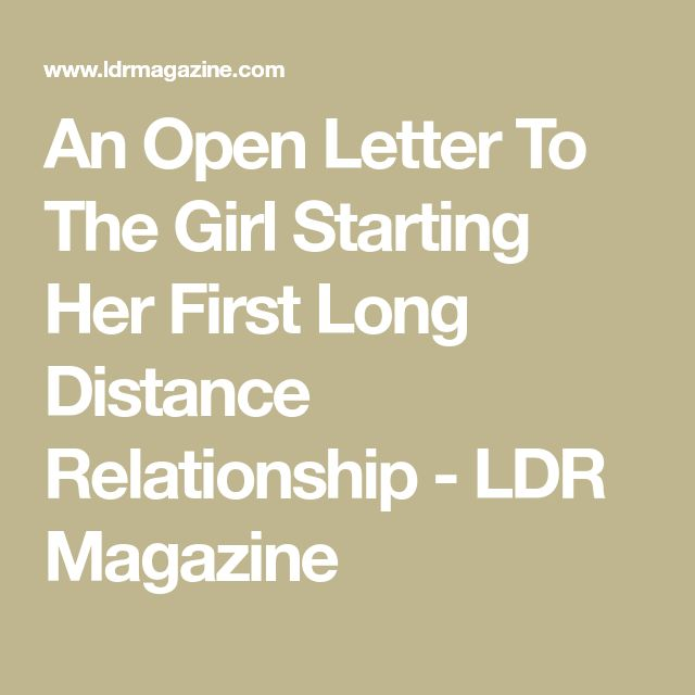 The  Best Long Distance Letters Ideas On   Long