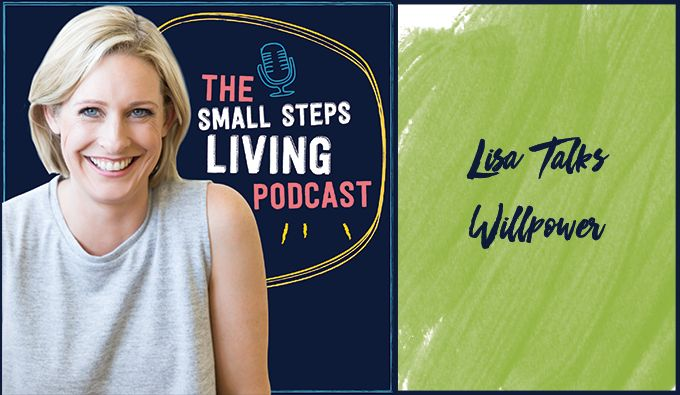 Throughout Lisa's experience helping people achieve lifestyle changes she's learnt a fair bit about willpower. Learn the truth about willpower and a few techniques to overcome the challenge of relying on willpower – because it never works! Lisa mentions her Keep it Simple program toassist you in getting organised around...