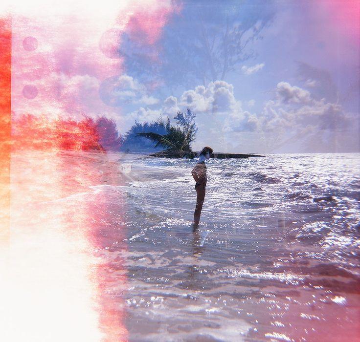 Exposed Diana F+ Beach Shot by ~newjuventud on deviantART