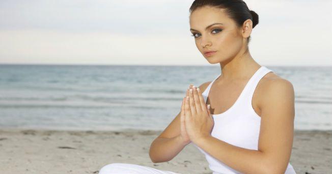 #Yoga vs. #esclerosis múltiple.  #salud y #bienestar