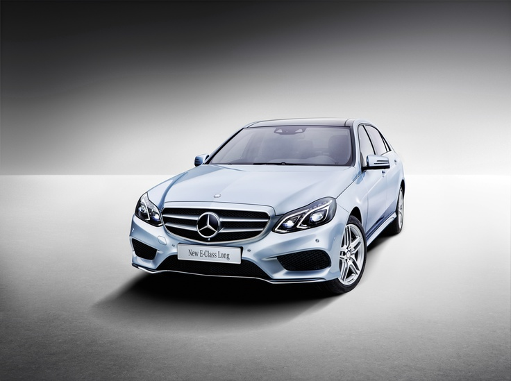 """Last Saturday, Mercedes-Benz didn't only introduce the Concept GLA at the """"Auto China 2013"""" but also a long version of the new E-Class developed for the growth market in China that offers 14 cm more legroom in the rear. Take a look!"""