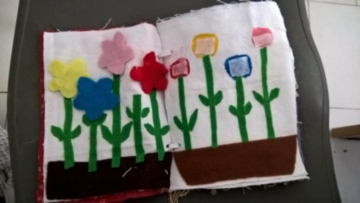 sensory book- color matching activity-ταύτιση χρωματων