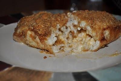 Beths Favorite Recipes: Garlic-Lemon Double Stuffed Chicken