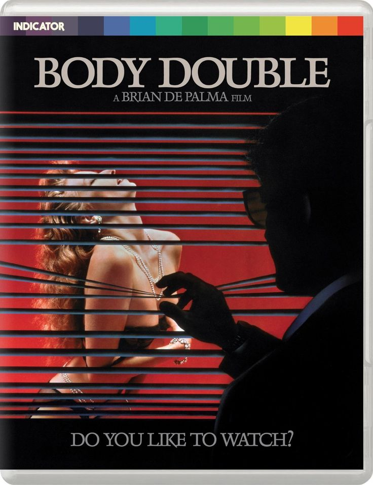Body Double - Blu-Ray/DVD (Powerhouse Films Region B/2) Release Date: October 24, 2016 (Amazon U.K.)