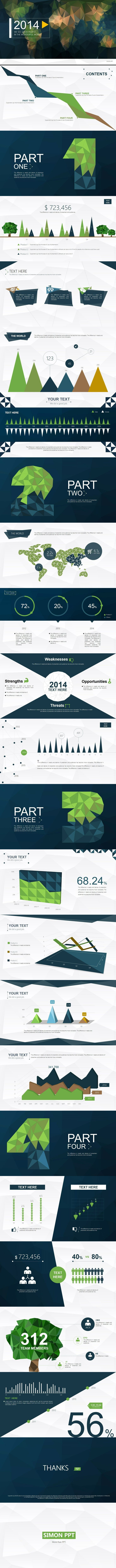 PPT Template Designed by Simon. Download: http://www.pptstore.net/...  #infographics
