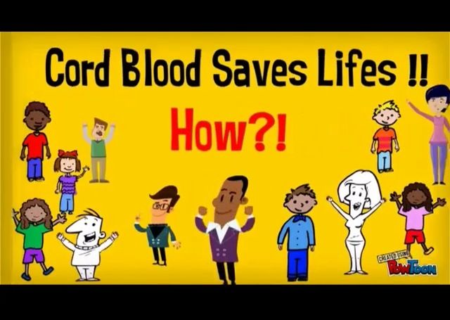 CORD BLOOD SAVES LIFES!!   Watch our YouTube video to bring awareness!   Don't forget to share!   http://youtu.be/JNmU6gnFrNU
