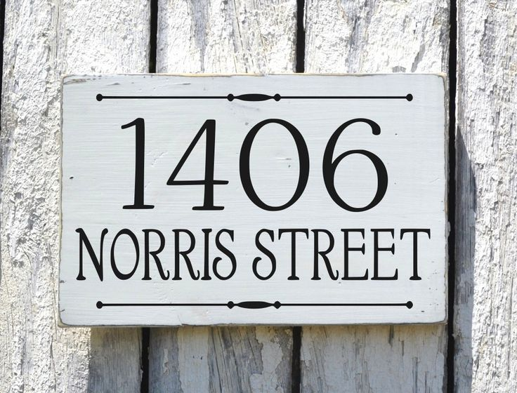 address plaques house number signs address signs - HD1024×779
