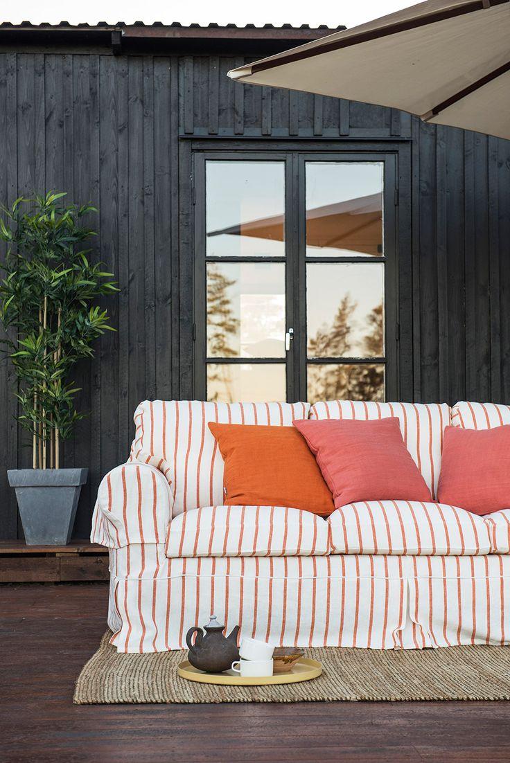 80 best : SUMMER LOVIN : images on Pinterest | Sofa covers, Ikea ...