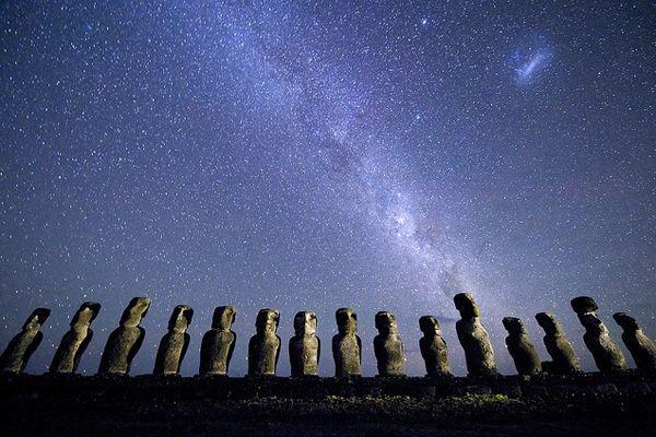 イースター島(Easter Island)/チリ