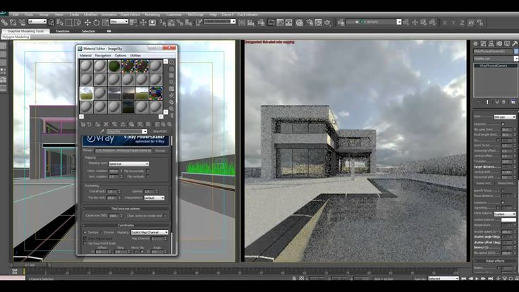How to setup HDRI lighting in 3dsmax with VRay