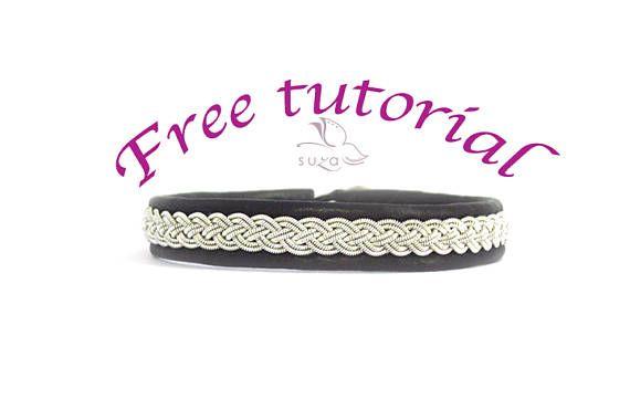 Free sami bracelet tutorial