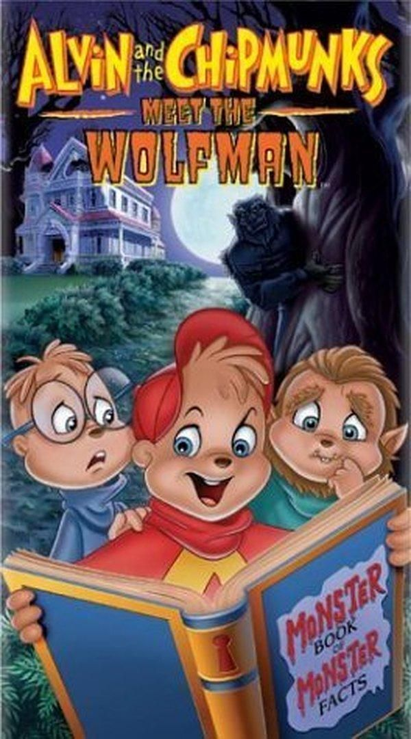 Alvin and the Chipmunks Meet the Wolfman (Video 2000)