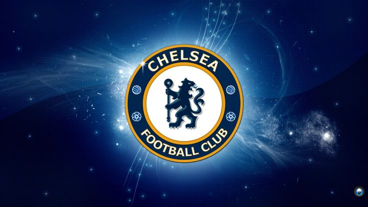 Chelsea FC Logo 2013 HD Wallpaper