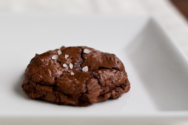 Salted Chocolate Chunk Cookies | Cookies | Pinterest