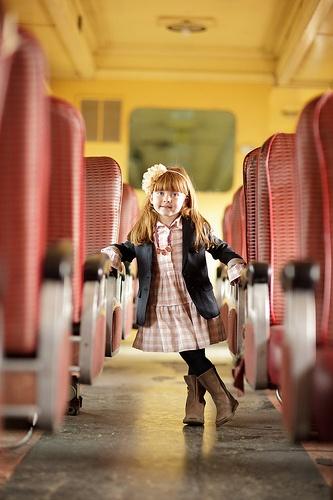 School bus! Love it.