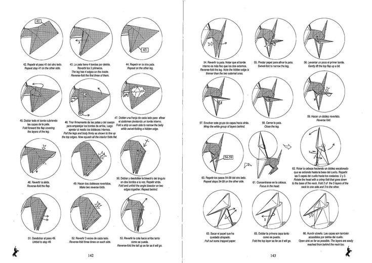 unicorn origami 3