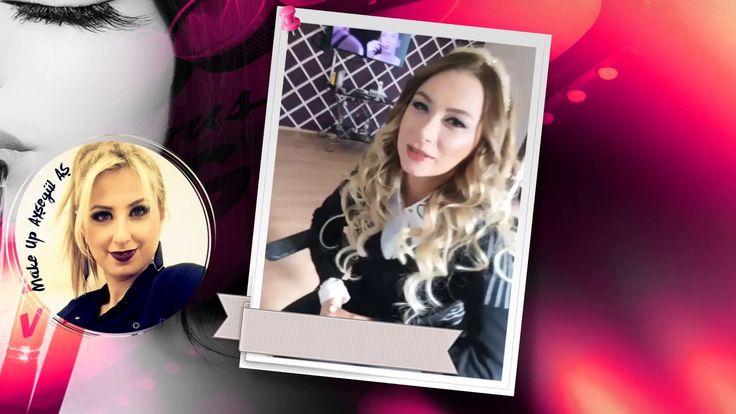 Nişan Makyajı - Profesyonel Makyaj Uzmanı & Eğitmeni Ayşegül AŞ