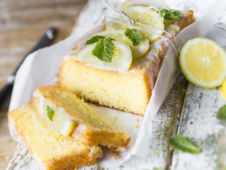 Grundrezept Zitronenkuchen