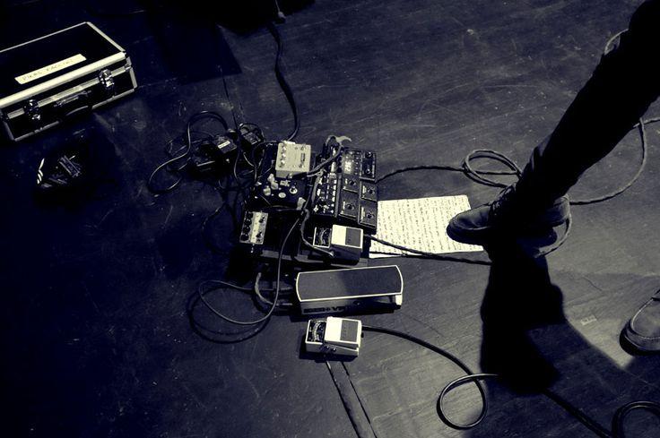 Piers Faccini Paris Soundcheck oct 2013 by www.mr-cup.com