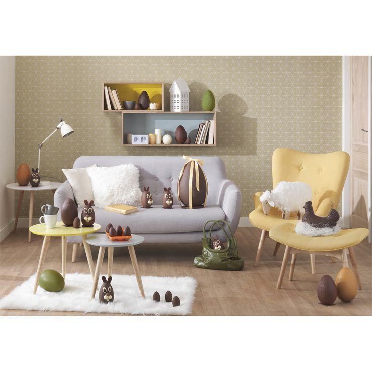 vente privee maison du monde tapis fourrure maison du. Black Bedroom Furniture Sets. Home Design Ideas