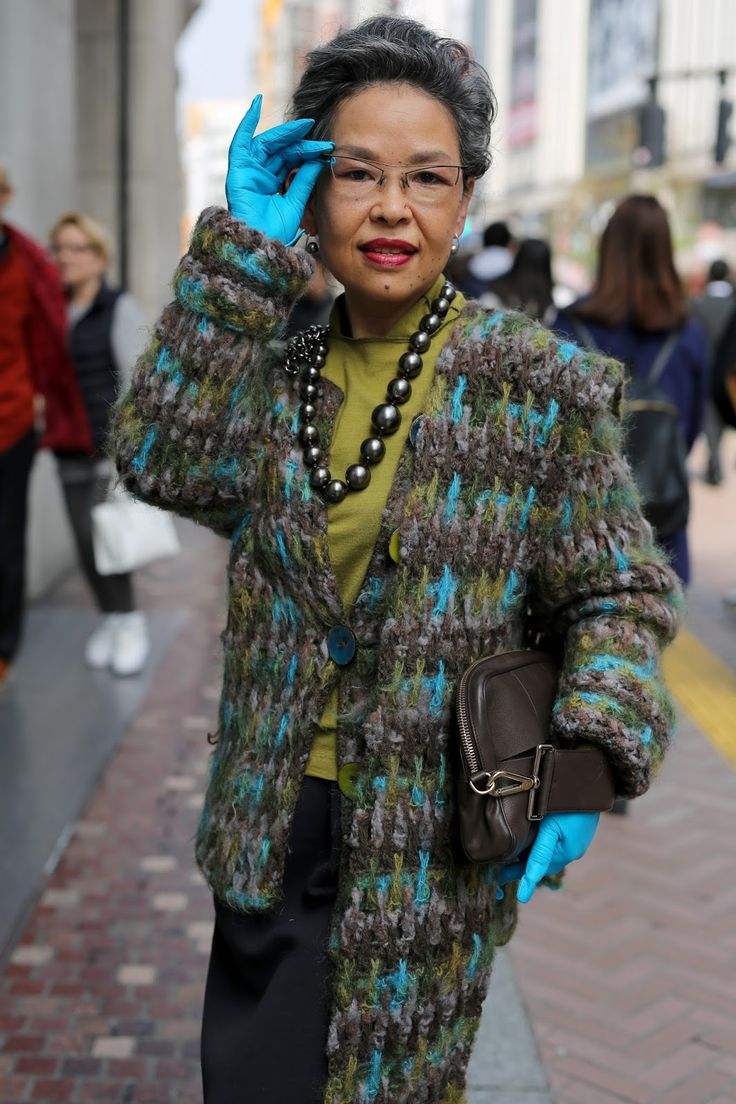 Shibuya Style... great color match/mixing