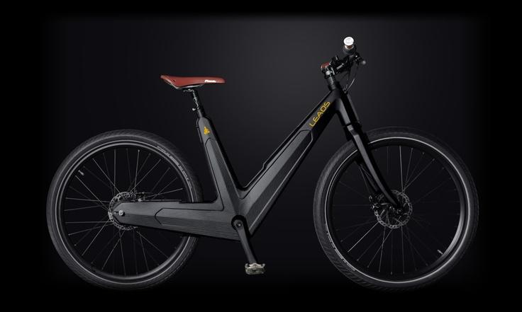 Carbon City E- Bike