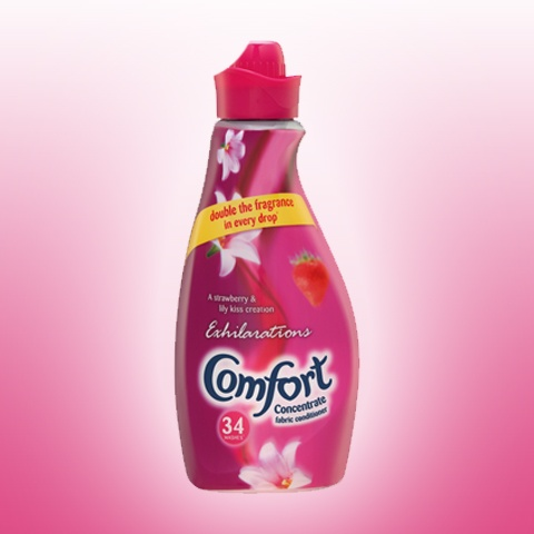 I chose this - Comfort Strawberry & Lily Kiss