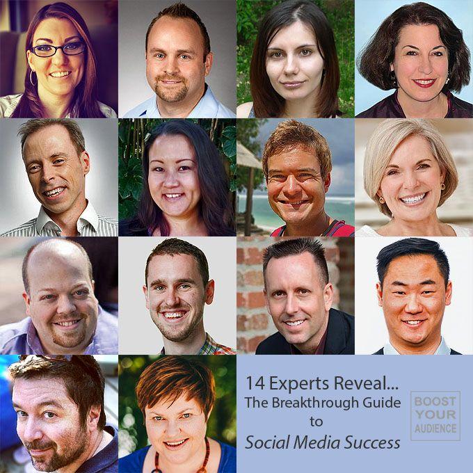 Social Media Success Strategy - The Breakthrough Guide