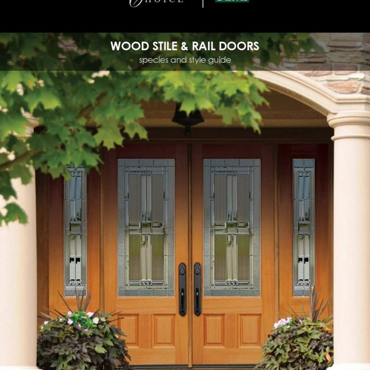 Orepac Interior Door Catalog