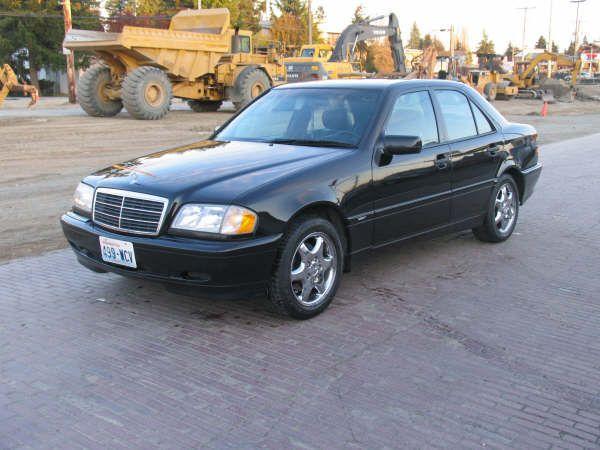 97 Mercedes C280