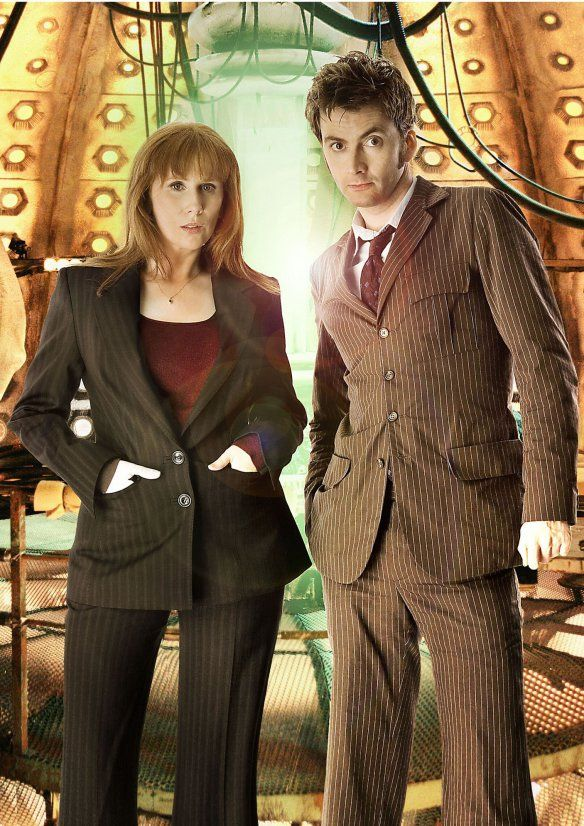 Doctor Who Series 4 Cast
