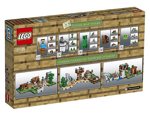 Lego Minecraft Sets And Why The Crafting Box Set Is Your Best Buy Craft Box Lego Minecraft Lego