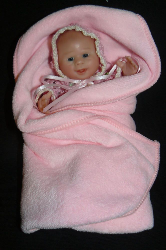 OOAK Original Artist Sculpt - Polymer Clay Art Doll - Baby Abigail 7 inches | eBay
