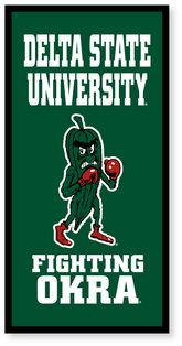 Image result for delta state university mascot