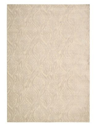 59% OFF Kathy Ireland Home Paradise Cove Rug (Bisque)