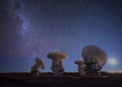Documental: 10 años de astronomía en Chile (online) | El Nortero.cl, Noticias de Antofagasta y Calama