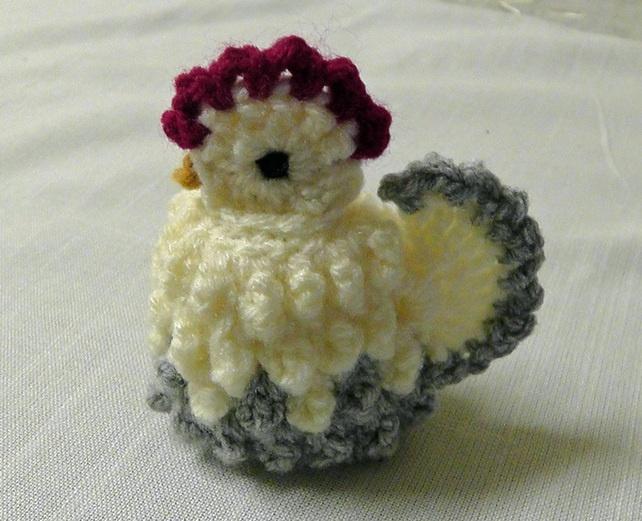 Egg Cosy Chicken Hen Easter Crochet