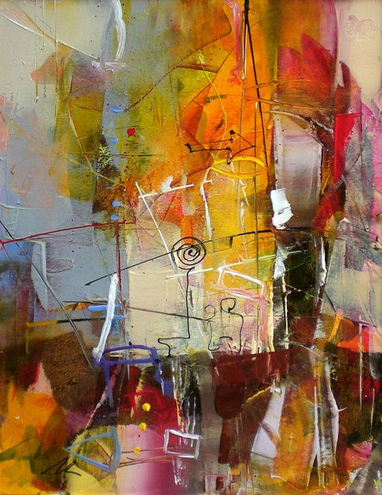 Lyubomir Kolarov, 1959 ~ Abstract painter | Tutt'Art@ | Pittura * Scultura * Poesia * Musica |